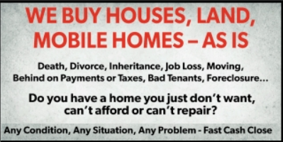 Using We Buy Houses Services When Selling Homes